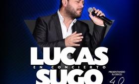 Cambió el lugar del show de Lucas Sugo en Posadas