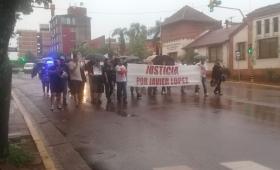 Marcharon pidiendo justicia por Javier López