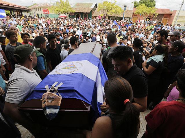 Actualidad: Son 545 los muertos desde que comenzó la crisis en Nicaragua