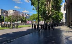 Presupuesto 2019: corridas y dos detenidos en protestas
