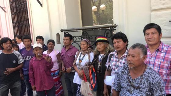 """La Constitución de Misiones, """"no reconoce"""" a los mbya"""