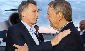 Macri encabezó una reunión con Schiaretti en Córdoba