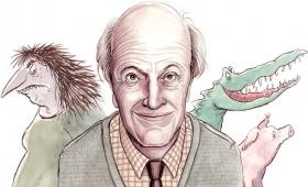 Netflix adaptará el universo de Roald Dahl en series animadas