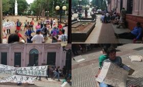 """Tareferos: """"Estamos luchando por el hambre de la gente"""""""