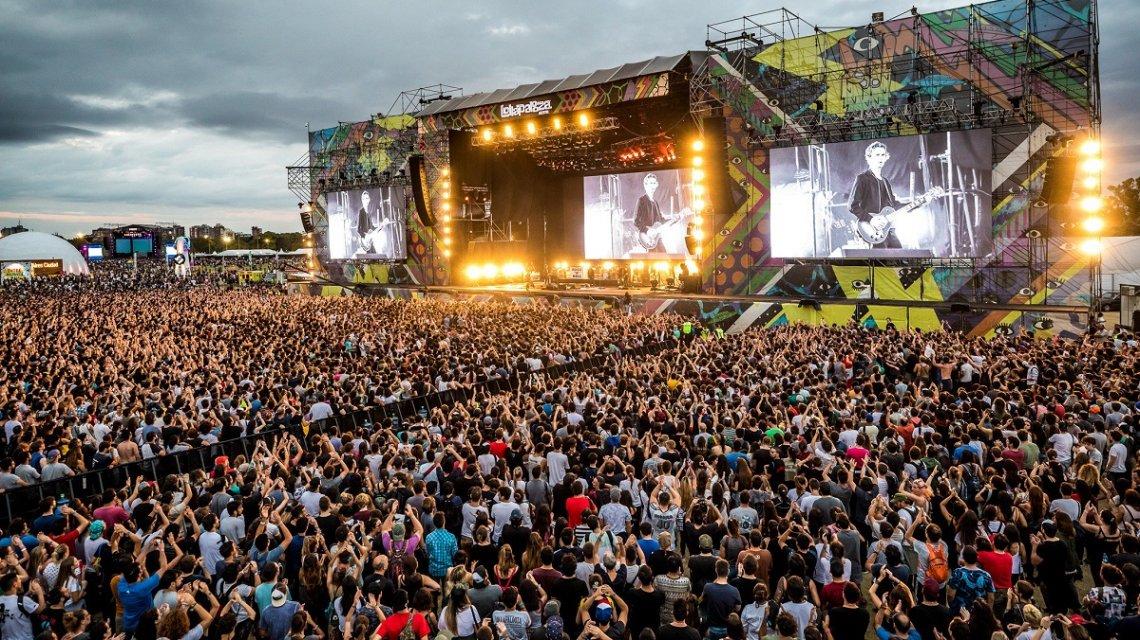 Lollapalooza Argentina 2019: así será el día por día