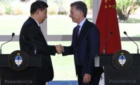 ¿Qué se llevó Xi Jinping de Olivos?