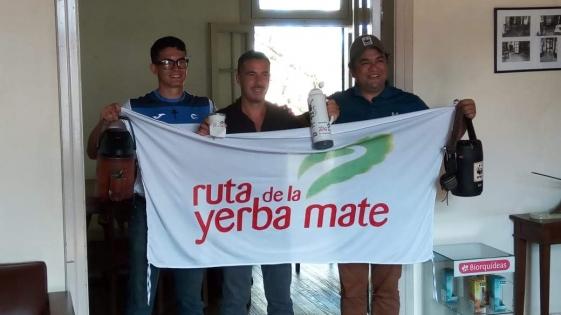 Paraguay se sumó a la Ruta de la Yerba Mate