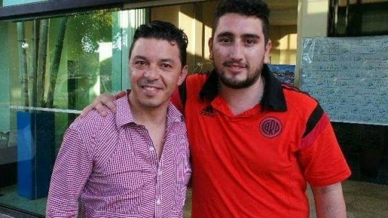 """River Campeón: """"Gallardo es el mejor técnico de la historia"""""""