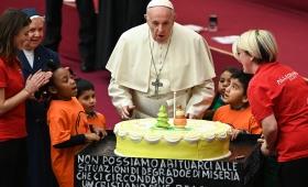 El Papa Francisco cumple 82 años