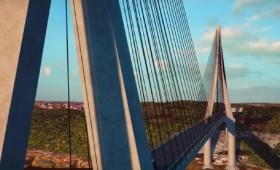Proyectan dos puentes en la Triple Frontera