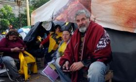 Chaco: detuvieron a Raúl Castells por vandalismo