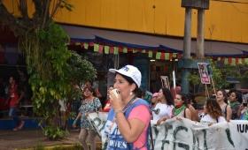 Cuenta regresiva para la marcha feminista en Posadas