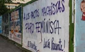 Paro y movilización de mujeres en Posadas