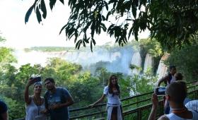 Iguazú vuelve a ser uno de los destinos más elegidos