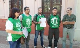 Movilización de trabajadores del Agro y Ecología