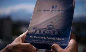 El Senado busca la media sanción de la ley de partidos