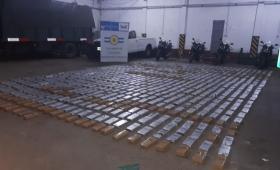 Decomisan 769 kilos de marihuana en Corrientes