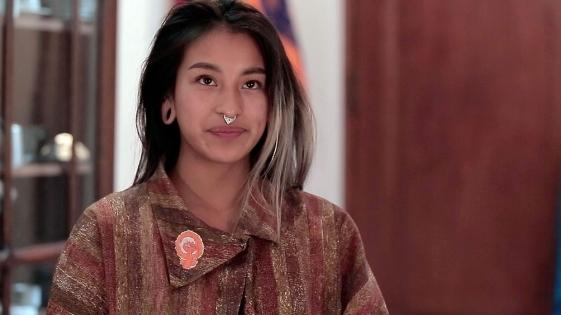 Localizaron en un camping a la hija de la activista mapuche