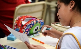 Macri aseguró que mejoraron los resultados de las pruebas Aprender