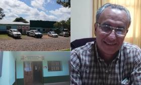 Fachinal: Aguirre negó estar atrincherado y habló de maniobra electoral