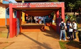Grave denuncia contra una docente de Garupá