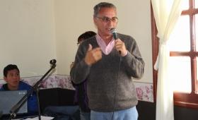 Denuncias graves en Fachinal: habló el intendente Aguirre