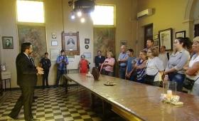 Cerró la temporada de paseos en la Logia Roque Pérez