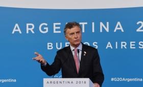 """""""No tenemos que elegir entre Estados Unidos y China"""", dijo Macri"""