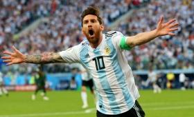 Messi máximo goleador mundial