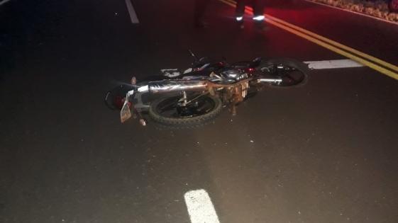 Motociclista derrapó y murió en Capioví