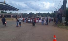 Usuarios protestaron contra el aumento del boleto