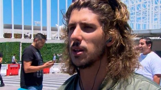 Rodrigo Eguillor quedó al borde del juicio acusado de violación