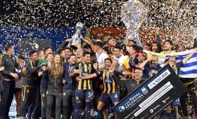 Rosario Central es campeón de la Copa Argentina