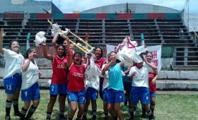 """""""Las Globitas"""" son campeonas del Mercosur"""