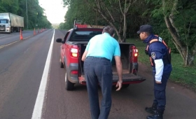 Tránsito: retuvieron 82 licencias de conducir