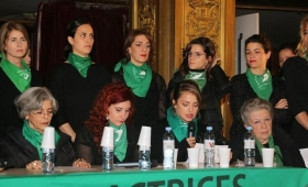 El colectivo Actrices Argentinas denunciará públicamente un caso de abuso sexual