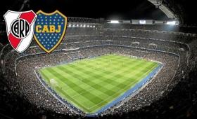 River y Boca definen en Madrid la Copa Libertadores