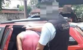 Violencia machista: atraparon a un hombre con pedido de captura