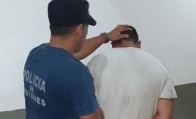Detuvieron a un hombre por violencia de género en San Jorge