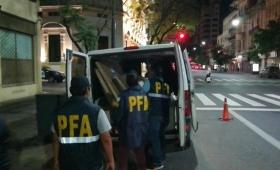 Retiraron unos 30 cuadros del domicilio de Cristina Kirchner