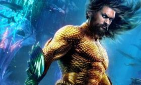 """""""Aquaman"""" tuvo un debut soñado en la taquilla de EEUU"""