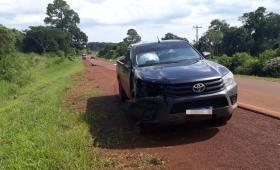 Motociclista falleció en la Ruta 2