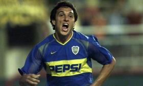 Nicolas Burdisso, nuevo manager de Boca