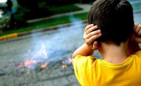 """Autismo y pirotecnia: piden para estas fiestas """"más luces y menos ruido"""""""