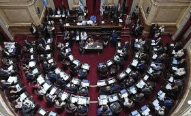 El Senado aprobó proyecto de financiamiento de los partidos