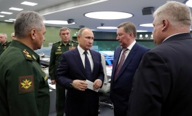 Rusia lanzó con éxito un misil hipersónico