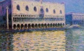 """Subastan """"El Palacio Ducal"""" de Monet"""