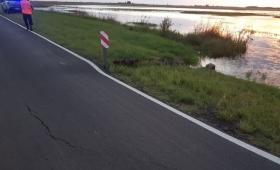 Corrientes: rutas y caminos cortados por el temporal