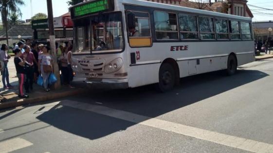 Eldorado: aumentó el boleto urbano de pasajeros