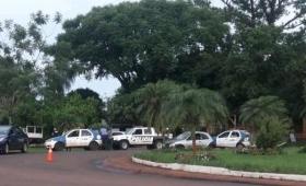 Secuestran armas relacionadas al violento robo en Eldorado